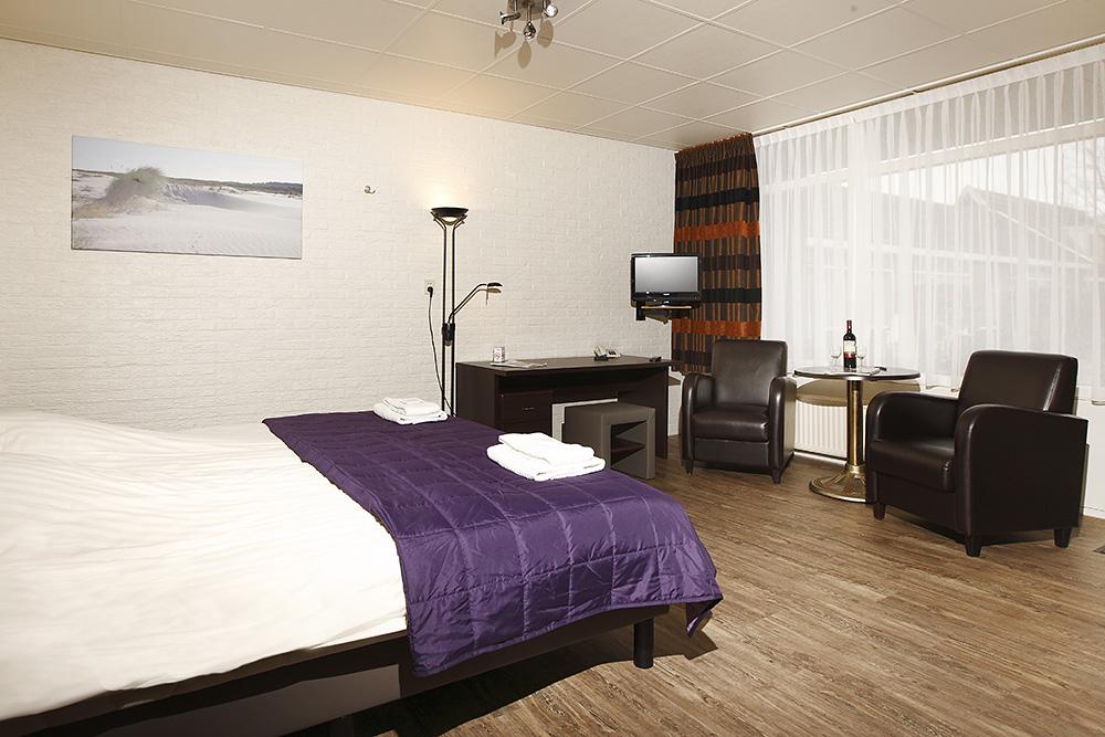 Hotel kamer schiermonnikoog